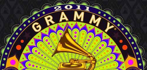 Lagu terbaik 2011 Grammy Award Nominees