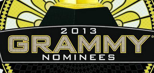 Lagu Terbaik 2013 Grammy Nominees