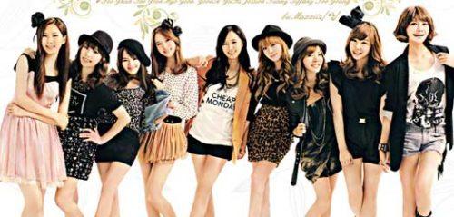 Lirik Lagu K-Pop Terpopuler