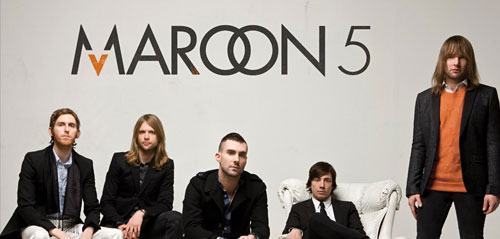 10 Lirik Lagu Hits Terbaik Maroon 5