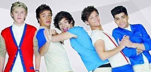 Lagu terbaik One Direction