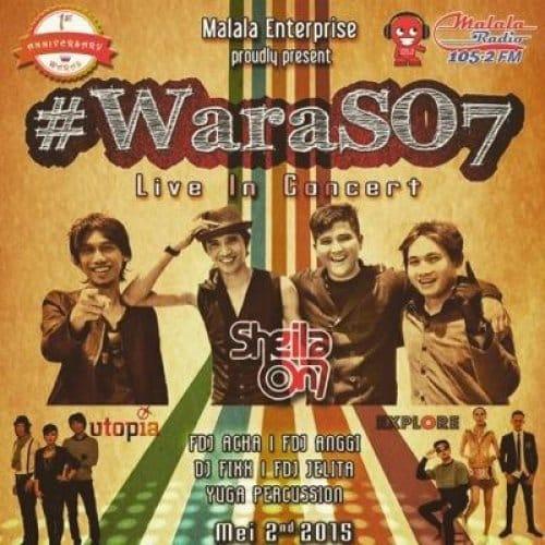 #WaraSO7 Live In Concert