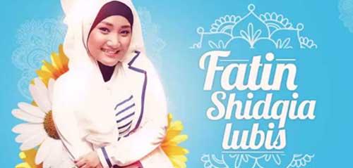 10 Koleksi Lagu Terbaik Fatin Shidqia