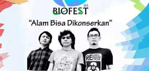 Biofest 2015 di GOR Manahan Solo