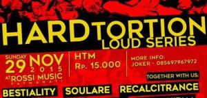 Konser Hardtortion Loud Series di Jakarta