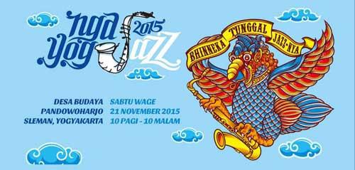 Ngayogjazz 2015 di Yogyakarta