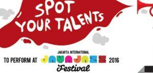 Tips Jitu Tampil di Panggung Java Jazz Festival 2016