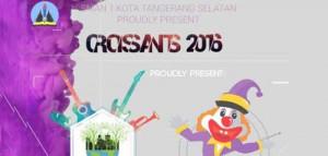 Ten 2 Five Meriahkan Croissant 2016 SMAN 1 Tangerang