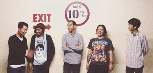 Rush, Promo Tour Band Nick