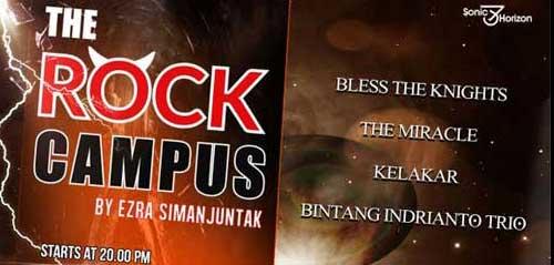 Nikmati Musik Kamis Seru di The Rock Campus