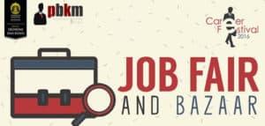 Job Fair & Bazaar 2016 di UI Depok