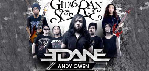 Gitaran Sore Bersama Band EDANE di Bandar Lampung