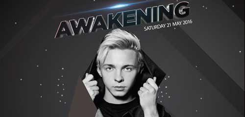 DJ Arty Tampil di Awakening The Foundry No. 8