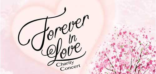 Forever in love Charity Concert Persembahan James Youth Choir