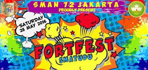 SMAN 72 Jakarta Gelar Full Of Art Festival