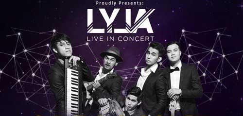 Band LYLA Gelar Konser Satu Dekade