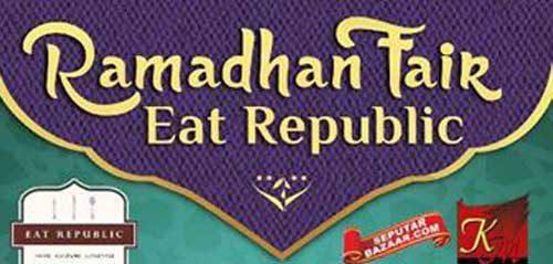 Band Religi & Parade Bedug di Ramadhan Fair Eat Republic 2016