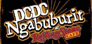 DCDC Ngabuburit Rolling Stone Cafe Nonton Minlandunka Band