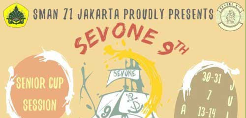 Ikuti Kompetisi Vocal Group & Band di Sevone9th SMAN 71 Jakarta