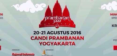 Kahitna & Trio Lestari Meriahkan Prambanan Jazz 2016