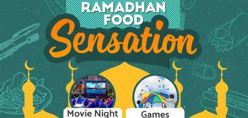 Korek Jazz vs Best Friend Project di Ramadhan Food Sensation 2016