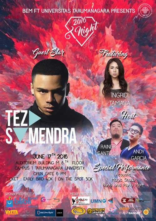 Teza-Sumendra-Bintang-Tamu-T-Night-2016_2a