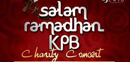 Vidi Aldiano & Nidji Hibur Charity Concert Salam Ramadhan