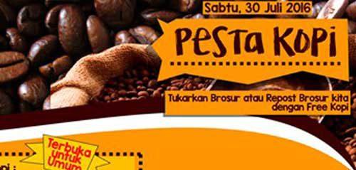 Halal Bi Halal & Pesta Kopi Petangkringan di Surabaya