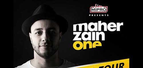 One Indonesia Tour 2016 dari Maher Zain diselenggarkan di Empat Kota
