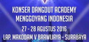 Inul Daratista & Cita Citata di Panggung Dangdut Academy Menggoyang Indonesia