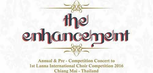 The Enhancement Annual & Pre Competition Concert di Gedung Kesenian Jakarta