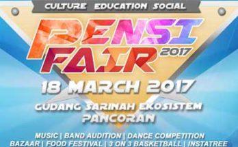 Pensi Fair 2017