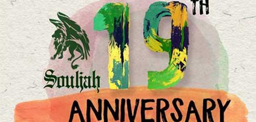 Hari ini, Souljah 19th Anniversary!