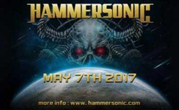 Pagelaran MetalHeads Terbesar Hammersonic Festival 2017