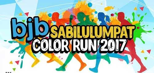 The Changcuters Ramaikan BJB Sabilulumpat Color Run