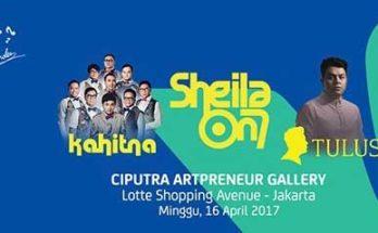 Yonder MusicFest Jakarta 2017