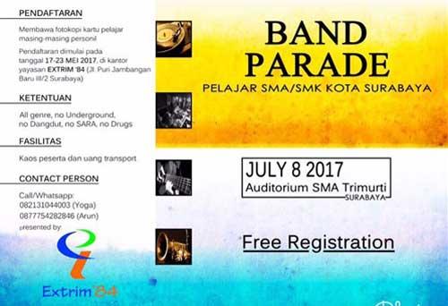 Band Parade