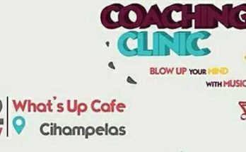 Coaching Clinic Blow Up Your Mind With Music