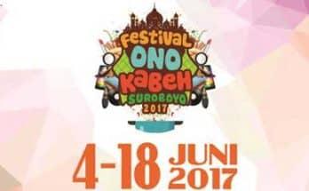 Festival Onokabeh Suroboyo 2017