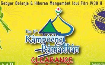 The 6th Kampoeng Ramadhan