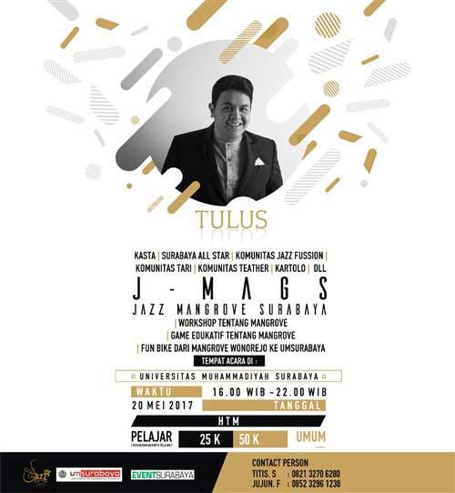 Jazz Mangrove Surabaya (J-MAGS)