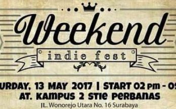 Weekend Indie Fest