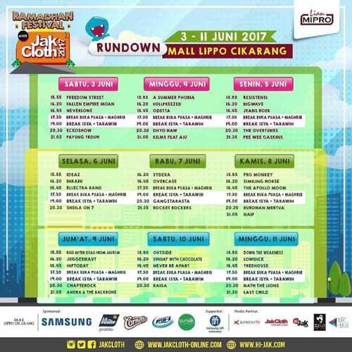 JakCloth Ramadhan Festival 2017