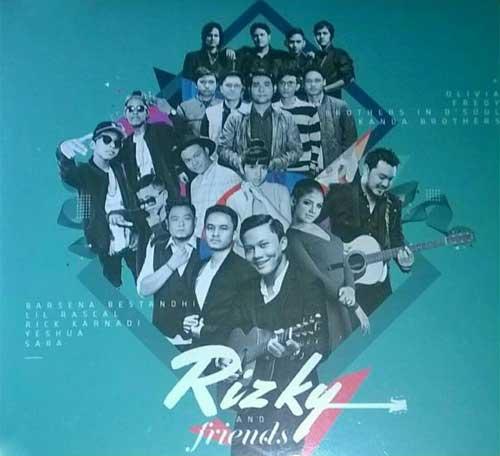 Koleksi Lagu Terbaik Rizky And Friends