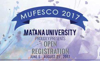 MUFESCO 2017