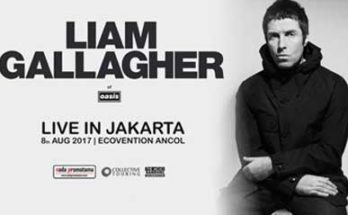 Liam Gallagher Live In Jakarta