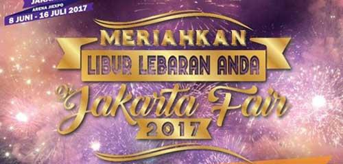 Jakarta Fair Kemayoran 2017