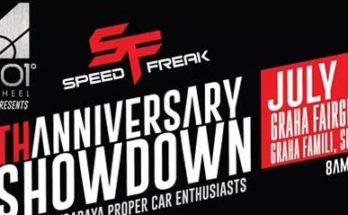 5th Anniversary Showdown