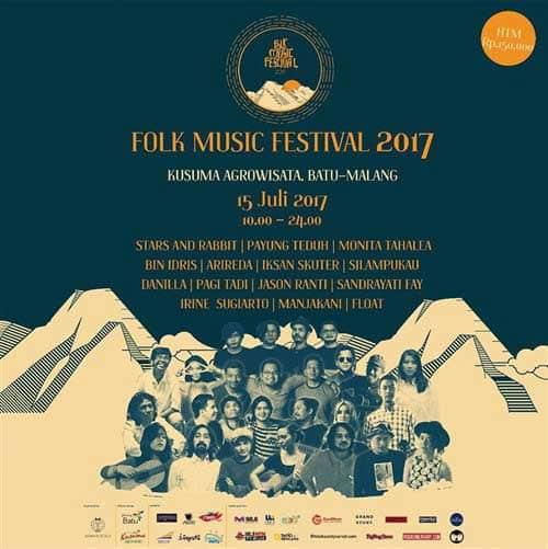 Folk Music Festival 2017