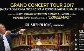 Grand Concert Tour 2017